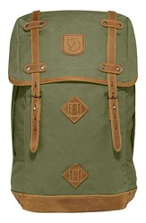 Fjall Raven Men's Fjallraven 'Rucksack No. 21' Large Backpack Green