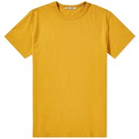 Our Legacy Perfect Tee Yellow