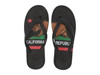 Freewaters Archie Print California Dreamin Shoes Tan