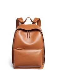 3.1 Phillip Lim '31 Hour' Leather Backpack Brown