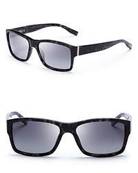 Boss Black Polarized Wayfarer Sunglasses