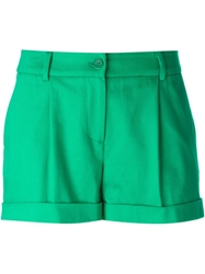 P.A.R.O.S.H. Pleated Shorts Green