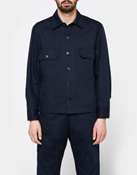 Camo Balio Original Shirt Jacket Massawa Navy