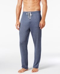 Michael Kors Men's Luxury Comfort Knit Pants Deep Blue