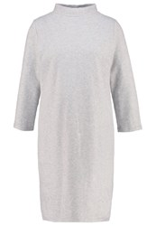 Opus Wylla Summer Dress Light Grey