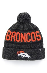 Men's 47 Brand 'Denver Broncos Northmont' Pom Knit Cap
