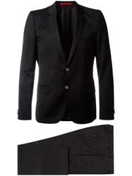 Hugo Boss Two Piece Suit Black