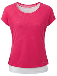 Craghoppers Pro Lite T Shirt Pink