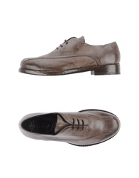 Henry Beguelin Lace Up Shoes