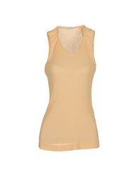 Transit Par Such Sleeveless Sweaters Apricot