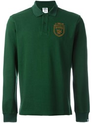 Billionaire Boys Club 'L S' Polo Shirt Green