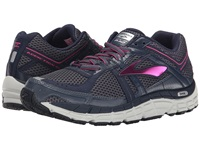 Brooks Addiction 12 Ombre Blue Obsidian Banana Cream Women's Running Shoes
