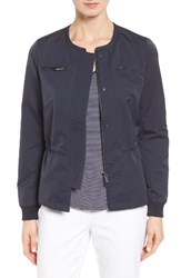 Nordstrom Women's Collection Cinched Waist Jacket
