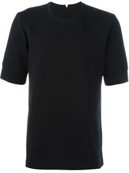 The Viridi Anne The Viridi Anne Crew Neck T Shirt Black