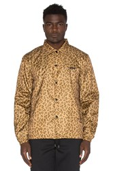10.Deep Sound And Fury Coaches Jacket Brown