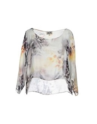 Kilian Kerner Senses Blouses Light Grey