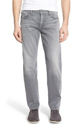 Men's 7 For All Mankind 'Standard Luxe Performance' Straight Leg Jeans Dispatch