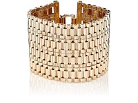 Lanvin Women's Wide Band Bracelet No Color