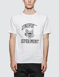 Uniform Experiment Uen Eagle Pocket T Shirt