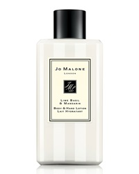 Jo Malone London Lime Basil And Mandarin Body And Hand Lotion 250 Ml