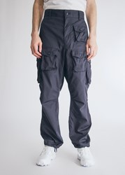 Engineered Garments Fa Pant In Dark Navy Size Small 100 Cotton