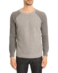 Menlook Label Jules Grey Sweater
