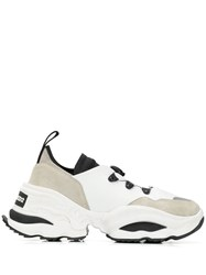 Dsquared2 The Giant Chunky Sneakers White