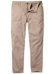 Fat Face Seamed Worker Trousers Mink