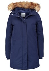 Bomboogie Down Coat Mid Night Blue Dark Blue