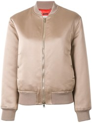 Givenchy Classic Bomber Jacket Brown