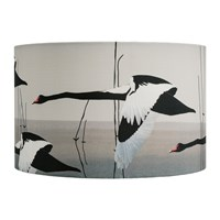 Anna Jacobs Meditation In Flying Lamp Shade Neutral