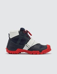 Nike Sfb Mountain X Undercover Dark Obsidian University Red Boot Blue