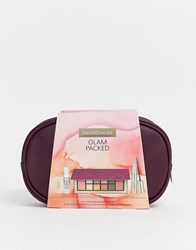 Bareminerals Glam Packed Make Up Essentials Set Clear