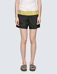 Ambush Black Waves Beach Shorts
