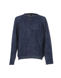 High Sweaters Dark Blue