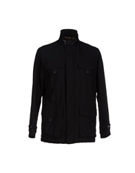 Daks London Jackets Black