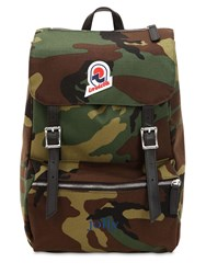 Invicta Jolly Star Camo Backpack Camouflage