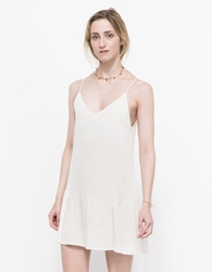 Farrow Cressida Slip Dress Cream