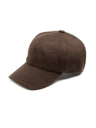 Saks Fifth Avenue Wool And Cashmere Baseball Cap Black