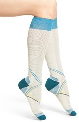 Sockwell Women's Pulse Compression Knee Socks Natural