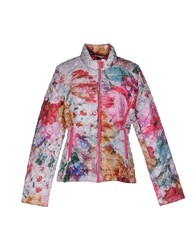 Jijil Coats And Jackets Jackets Women Fuchsia