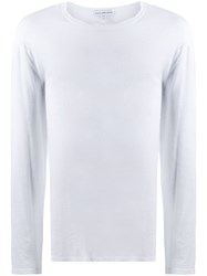 James Perse Long Sleeved T Shirt 60