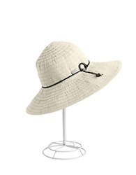 Betmar Floppy Sun Hat Natural