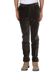 Maestrami Trousers Casual Trousers Men Dark Green