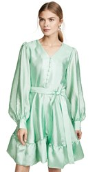 Stine Goya Farrow Dress Jade