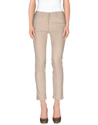 Clio Trousers Casual Trousers Women Beige