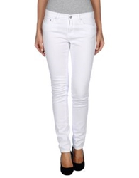 Ralph Lauren Denim Pants White
