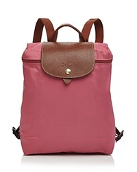 Longchamp Le Pliage Backpack Peony Gold