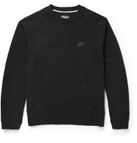 Nike Cotton Blend Tech Fleece Sweatshirt Black