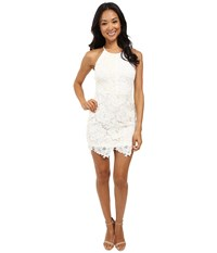 Brigitte Bailey Aislin Spaghetti Strap Dress Off White Women's Dress